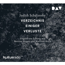 Judith Schalansky - Verzeichnis einiger Verluste. Erzählungen