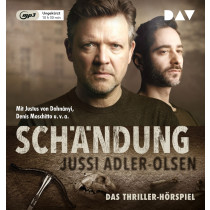 Jussi Adler-Olsen - Schändung. Carl Mørck, Sonderdezernat Q, Fall 2