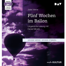 Jules Verne - Fünf Wochen im Ballon
