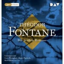 Theodor Fontane - Die großen Romane