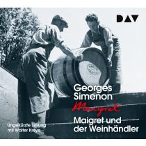 Georges Simenon - Maigret und der Weinhändler