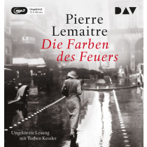 Pierre Lemaitre - Die Farben des Feuers