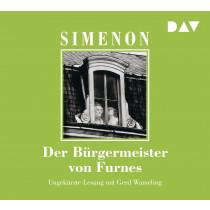 Georges Simenon - Der Bürgermeister von Furnes