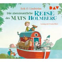 Erik Ole Lindström - Die abenteuerliche Reise des Mats Holmberg