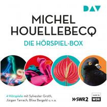 Michel Houellebecq - Die Hörspiel-Box