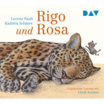 Rigo und Rosa – 28 Geschichten aus dem Zoo und dem Leben