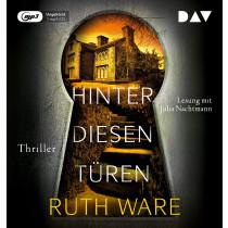 Ruth Ware - Hinter diesen Türen (mp3-CD)