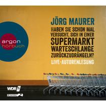 Jörg Maurer - Haben Sie schon mal versucht...
