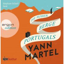 Yann Martel - Die hohen Berge Portugals