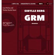 Sibylle Berg - GRM: Brainfuck