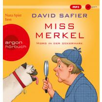 David Safier - Miss Merkel: Mord in der Uckermark
