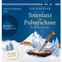 Joe Fischler - Totentanz im Pulverschnee
