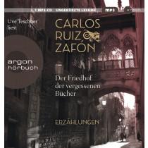 Carlos Ruiz Zafón - Der Friedhof der vergessenen Bücher