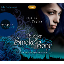 Laini Taylor - Daughter of Smoke and Bone. Zwischen den Welten (mp3-CD)