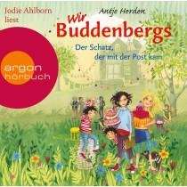 Antje Herden - Wir Buddenbergs – Der Schatz, der mit der Post kam