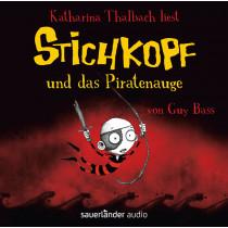 Guy Bass - Stichkopf und das Piratenauge