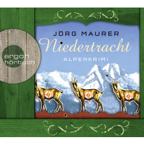 Jörg Maurer - Niedertracht: Alpenkrimi (Sonderedition)