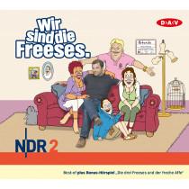 Wir sind die Freeses (Hörspiel NDR2)