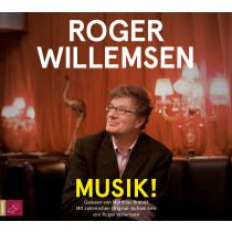 Roger Willemsen - Musik! Über ein Lebensgefühl: Über ein Lebensgefühl - Live-Mitschnitt aus der Elbphilharmonie
