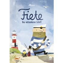 Fiete - Das versunkene Schiff (Mini-Ausgabe)