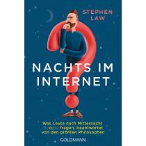 Nachts im Internet