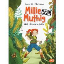 Millie Muthig, Super-Agentin - S.O.S. Urwald in Gefahr