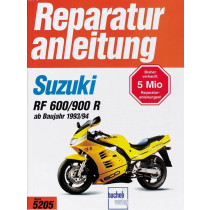 Suzuki RF 600 R/ RF 900 R (ab Baujahr 1993/94)