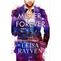Leisa Rayven - Mister Forever (Masters of Love - Band 3)