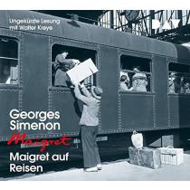 Georges Simenon - Maigret auf Reisen