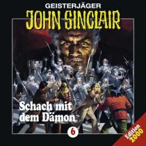 John Sinclair - Folge 6: Schach mit dem Dämon