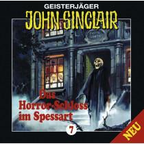 John Sinclair - Folge 7: Das Horror-Schloss im Spessart