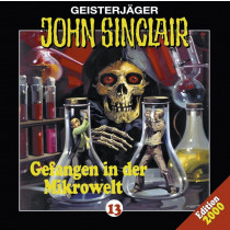 John Sinclair - Folge 13: Gefangen in der Mikrowelt