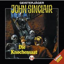 John Sinclair - Folge 14: Knochensaat