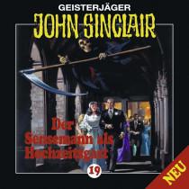 John Sinclair - Folge 19: Der Sensenmann als Hochzeitsgast