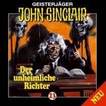John Sinclair - Folge 23: Der unheimliche Richter