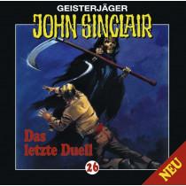 John Sinclair - Folge 26: Das letzte Duell