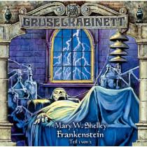 Gruselkabinett - Folge 12: Frankenstein (Teil 1 von 2)