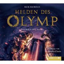 Rick Riordan - Helden des Olymp - Teil 4: Das Haus des Hades