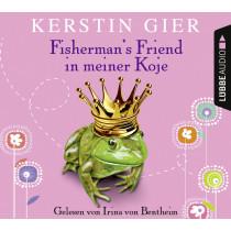 Kerstin Gier - Fisherman's Friend in meiner Koje
