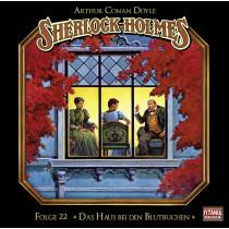 Sherlock Holmes (Titania) - 22 Das Haus bei den Blutbuchen