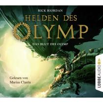 Rick Riordan - Helden des Olymp - Teil 5: Das Blut des Olymp