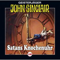 John Sinclair Folge 108 Satans Knochenuhr