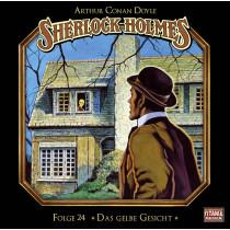 Sherlock Holmes (Titania) - 24: Das gelbe Gesicht