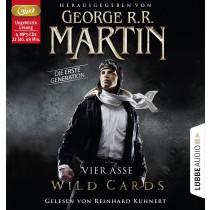 George R.R. Martin - Wild Cards - Die erste Generation 01 - Vier Asse