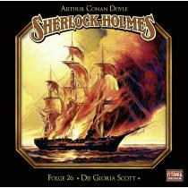 Sherlock Holmes (Titania) - 26: Die Gloria Scott