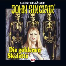 John Sinclair - Folge 120: Die goldenen Skelette (Teil 2 von 4)