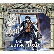 Gruselkabinett - Folge 120 + 121: Der Unsichtbare
