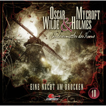 Oscar Wilde & Mycroft Holmes - Folge 10: Eine Nacht am Brocken
