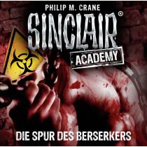 Sinclair Academy - Folge 09: Die Spur des Berserkers