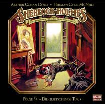 Sherlock Holmes (Titania) - 34: Die quietschende Tür